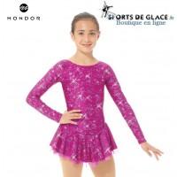 Mondor Shimmery skating dress