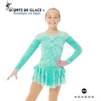 Robe de patinage artistique Frozen