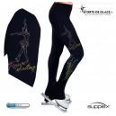 NY2 figure skating heel pants 4b