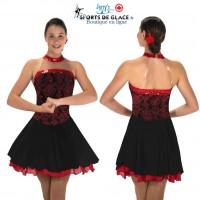 Tango on Time Dance Dress