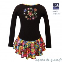 Robe de patinage polaire Circus