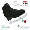 Edea Black Overture Ice skates