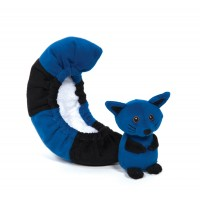 Blue Kitten Tail Covers