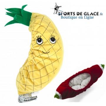 Protège lames ultra rembourré ananas
