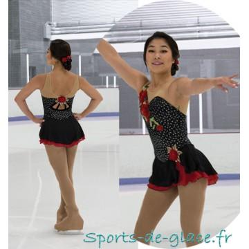 Tunique de patinage Rosa Espanola S