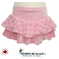 Jupette de patinage princesse