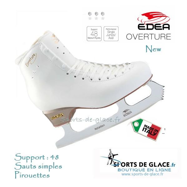 14151ce7e246 EDEA Overture Ice skates