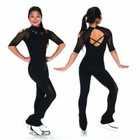 Cold Shoulder Catsuit