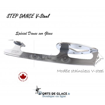 Lames de danse STEP Dance V-Steel