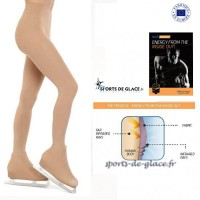 Collants Microfibre Thermo Innergy avec Caches patins