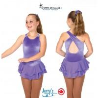 Light Iris Ice Shimmer Dress