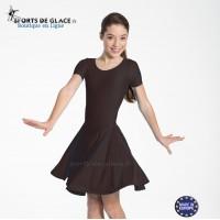 Practice lycra dance dress