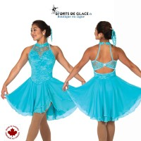 Sea Lace Samba Dress