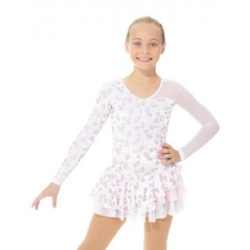 Mondor Shiny Velvet skating dress