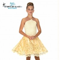 Gold Dust Dance Dress