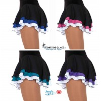 Triple Ribbon Skirt