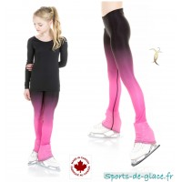 Training faded pink legging