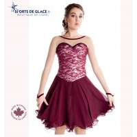 Bungurdy ice dance dress