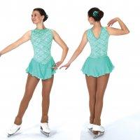 Robe de patinage Mint Julep