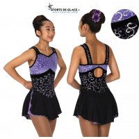 Iris Inspiration skating Dress