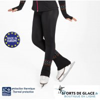 Pantalon de patinage Thermique Zig Zag