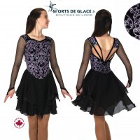 Formal Foxtrot dance dress