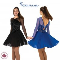 North wind Waltz Dance Dress