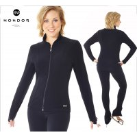 Mondor Light and warm fleece jacket