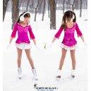 Fuschia Ice Princess Dress