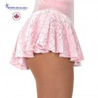 Jerrry's Pink Glitter Loop Skirt