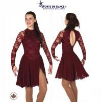 Robe de danse Dubonnet