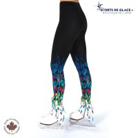 Legging slim impression Monet