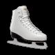 Begginners White Figure skates