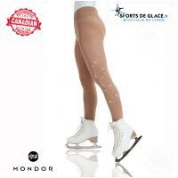 Mondor Swarovski tights