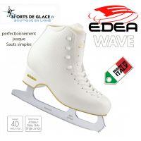 Edea Wave ice skates with blades
