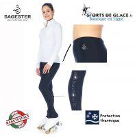 Legging Sagester Polaire
