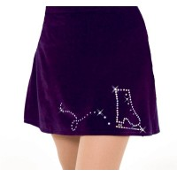 Crystal Skate Skirts